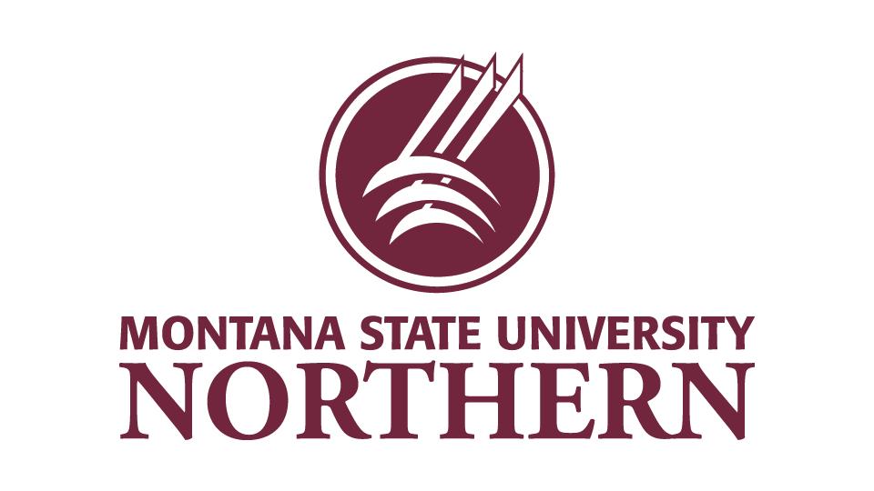 Montana State University Northern Lights logo