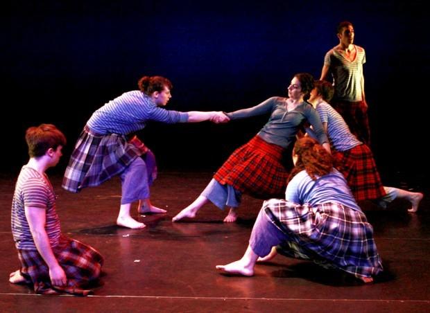 University Dancers