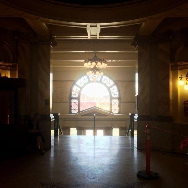 Third floor renovations