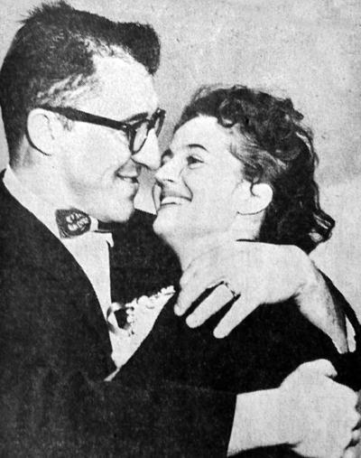 Sam and Patti Jankovich