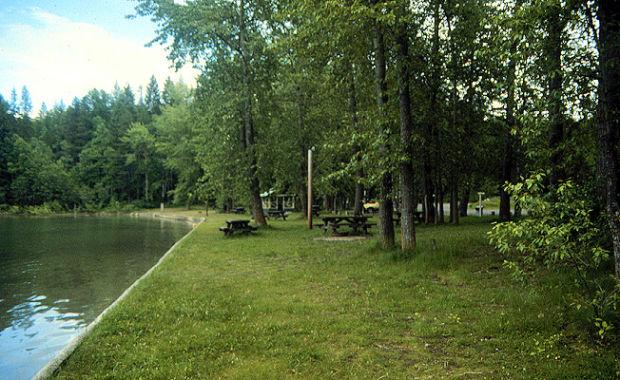 #9 Whitefish Lake State Park