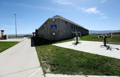 Housing at Montana State Prison