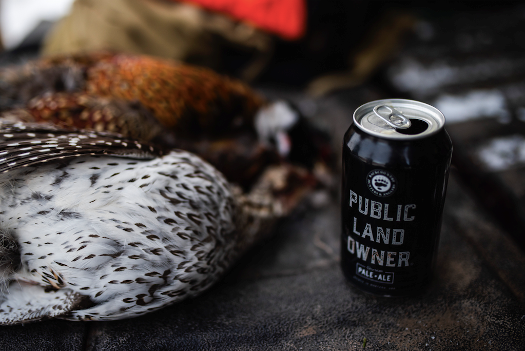 Public Land Owner beer