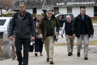 AG Barr heads to council chambers