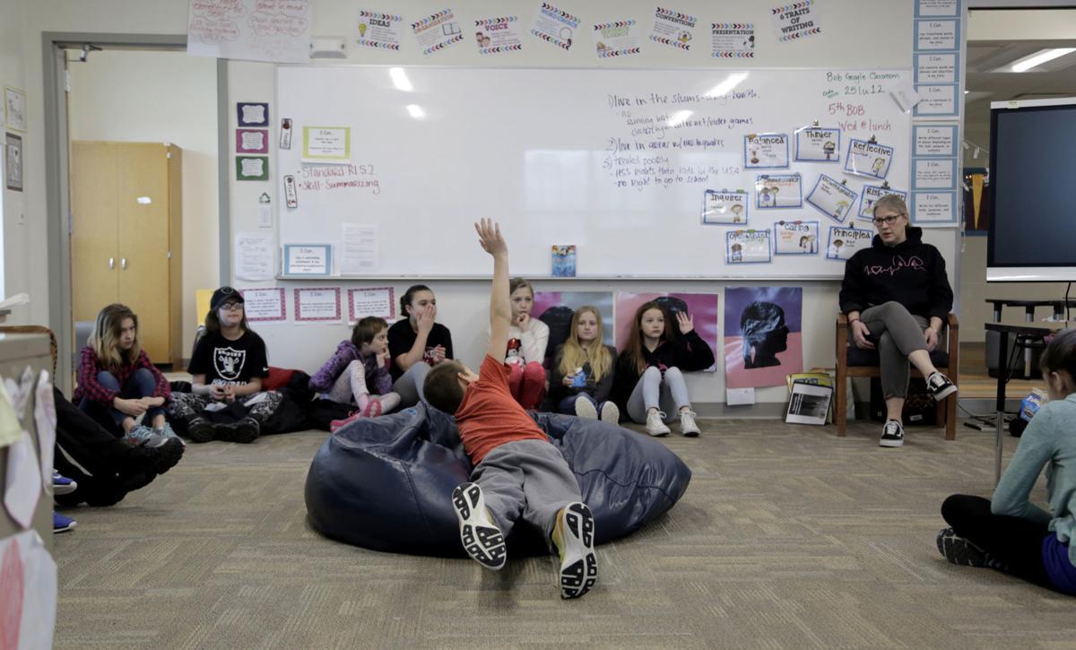 "Franklin Elementary School's ""Zero Waste"" Program"