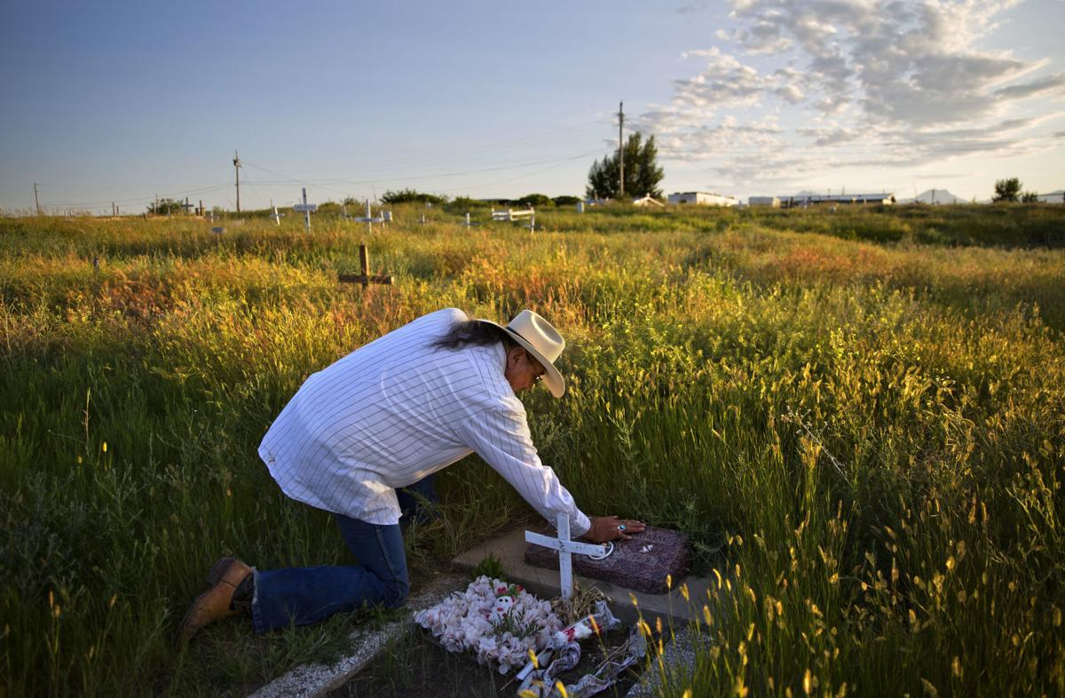 Death and Disappearance in Indian Country Cities