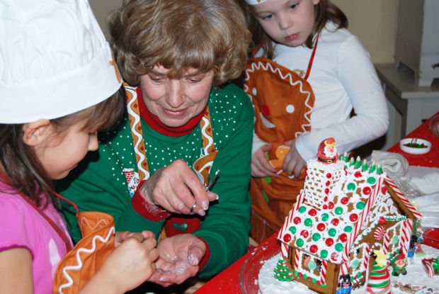 Santa's palace: Daly Mansion set to host Community Christmas Party Saturday