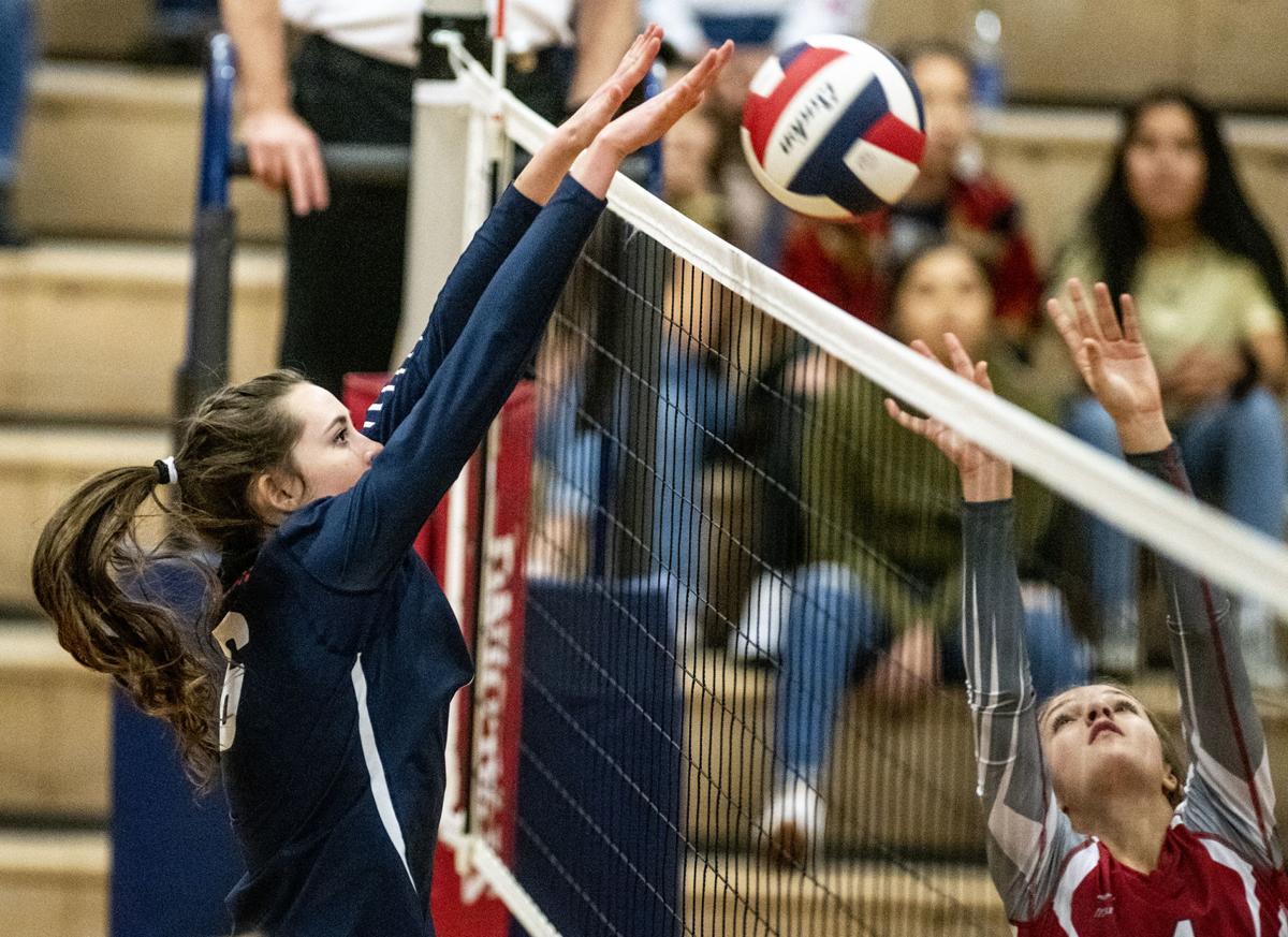 Loyola vs. Arlee volleyball 01