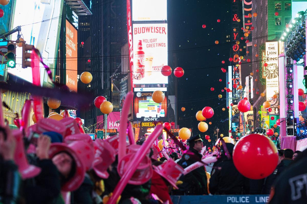 New Year's Eve in Manhattan (3)