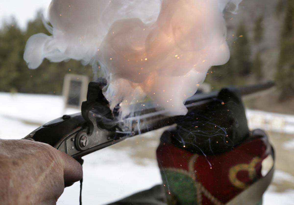 Blackpowder Shooting Match
