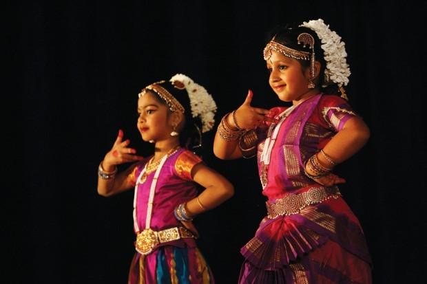 Pragya Prithvi, left, and Svetha Ramayanapu