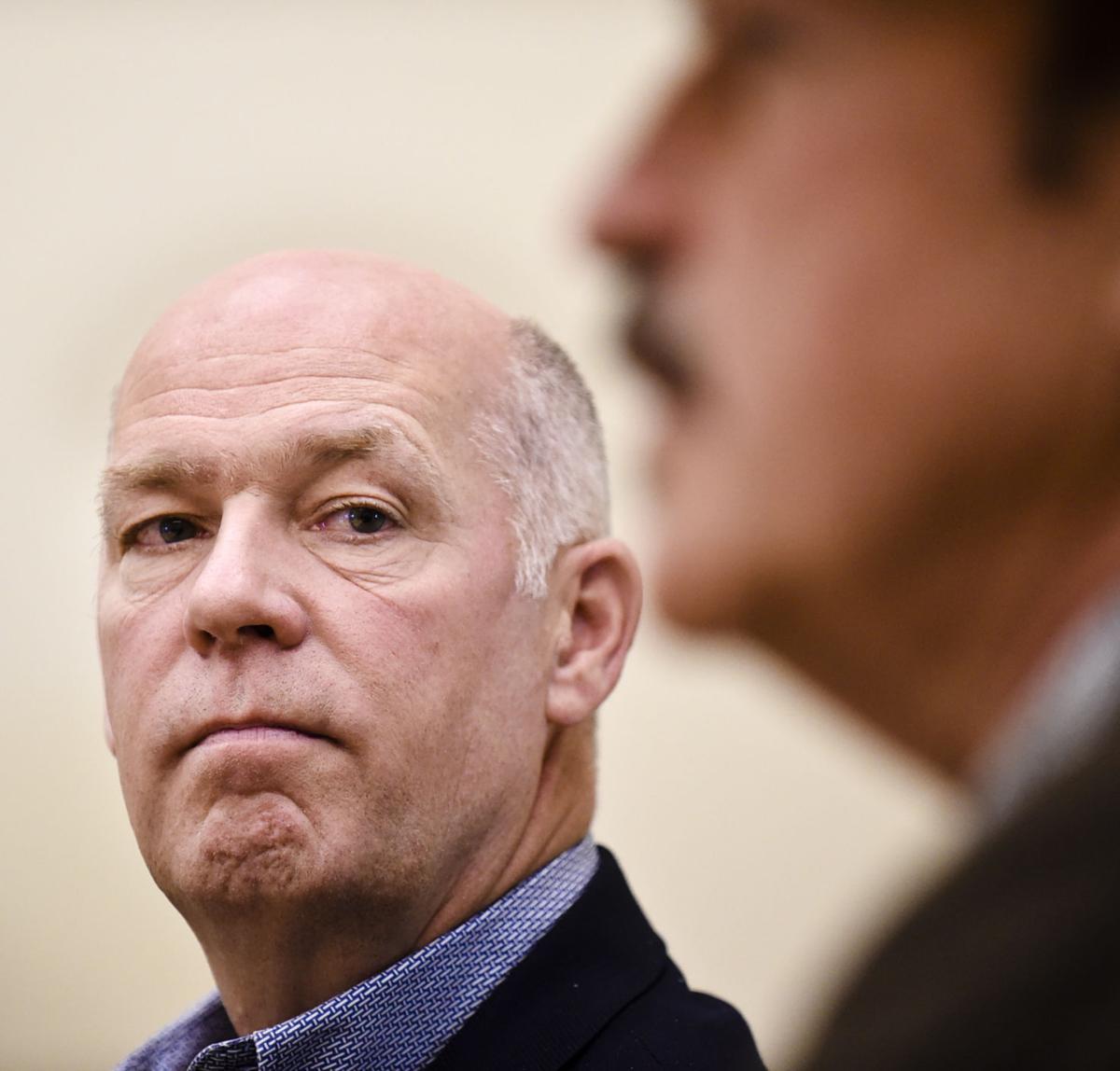 Montana congressional candidate Greg Gianforte