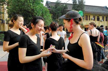 Mystery to memory: Surreal time spent in China will linger foreverJune 15, 2008
