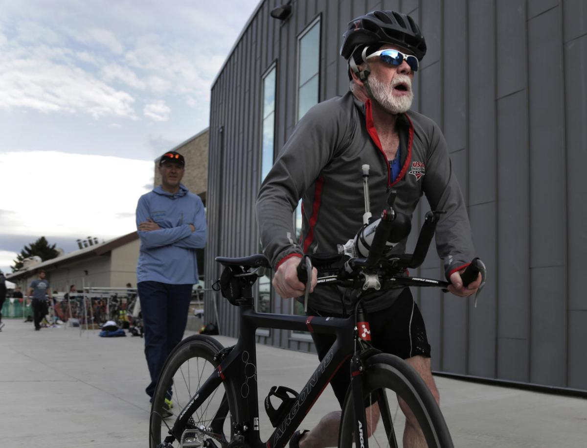 30th Grizzly Triathlon