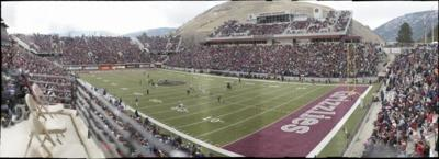 Montana v. Central Arkansas gigapan
