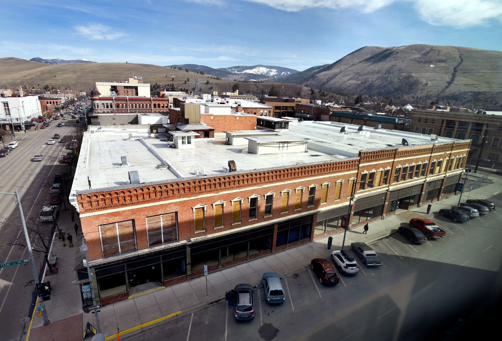 Developer Presents Revised Design For Proposed Hotel At Site Of Missoula Mercantile