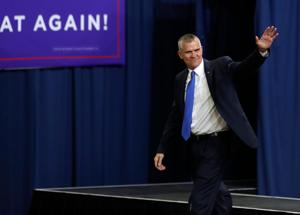 Montana GOP candidate Matt Rosendale accused of coordinating with NRA on TV advertising