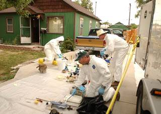 Cleanup company moves fast but only to remove dangerous chemicalsPosted at 6:30 p.m. January 18