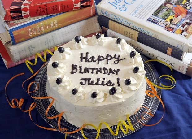 Birthday Cake Th Julia