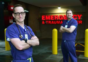 Billings ER doctors say medical professionals aren't only ones relying on social distancing