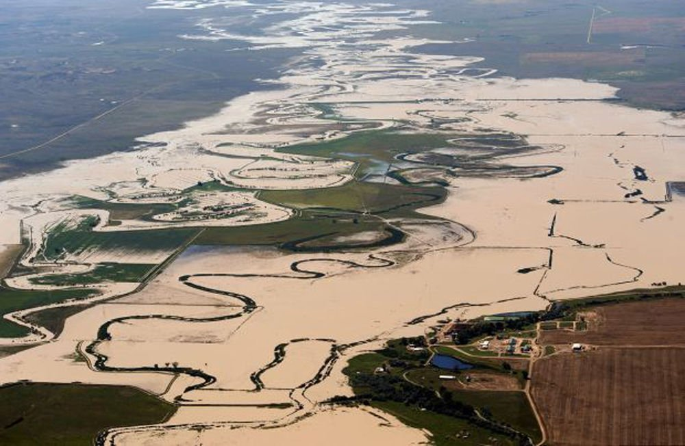 Flooding hits Montana Hi-Line, may affect crops | State ...
