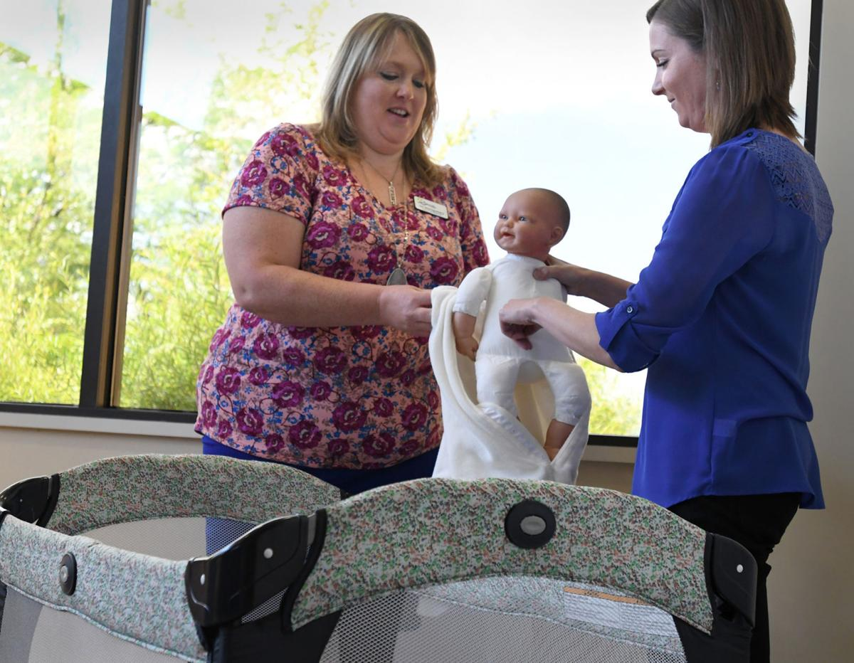 Community Medical Center works to prevent sleeprelated infant – Missoulian Birth Announcements