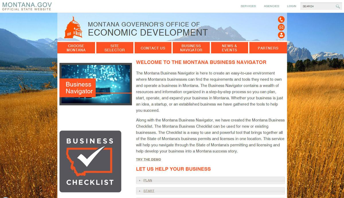 MONTANAgov Awards 2016 Igniting Innovation Showcase and Awards by ACTIAC Montana Business Navigator 2016 StateScoop 50 Award SCOOP Montana Business Navigator