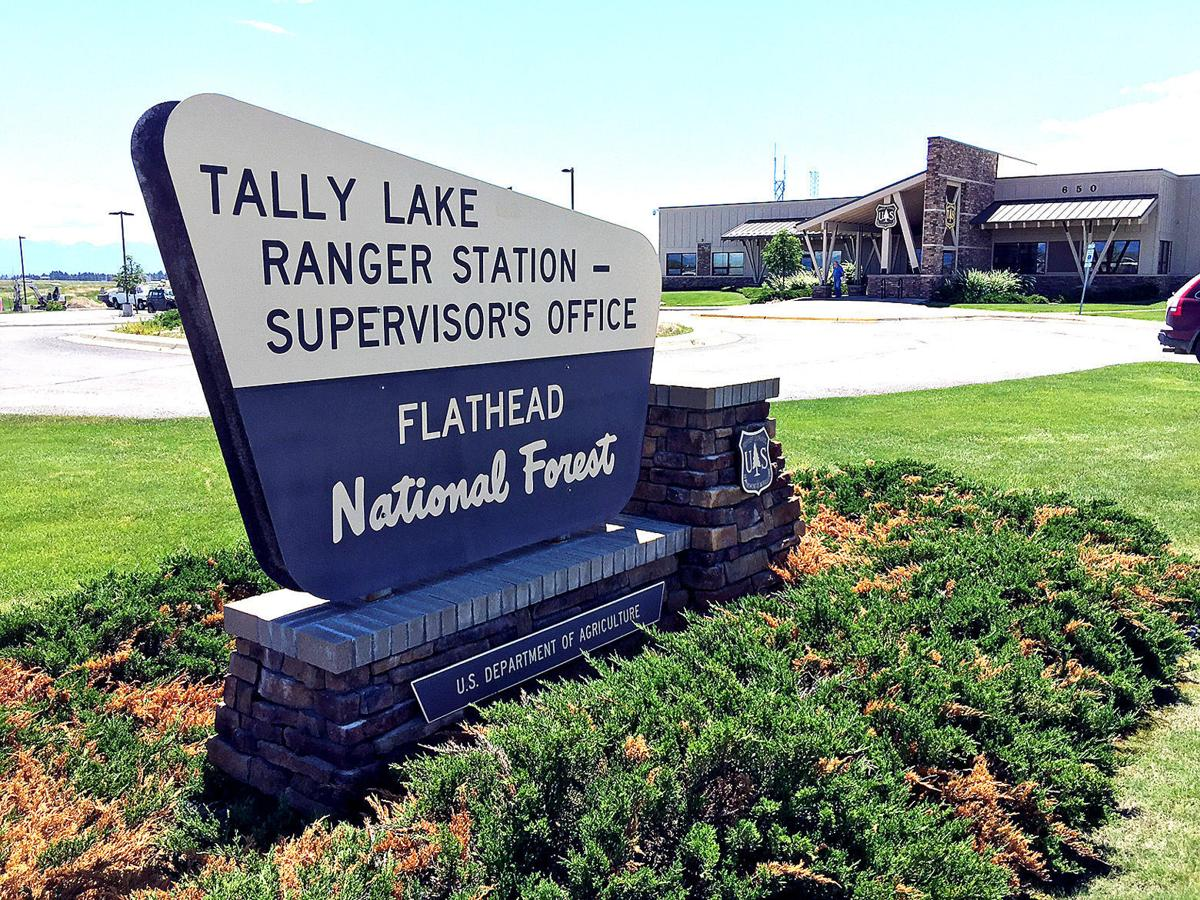 Flathead National Forest land use plan