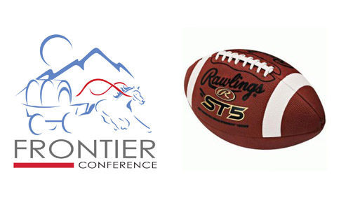 Frontier Conference football stockimage