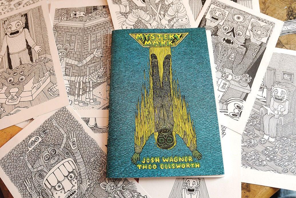 "The ""Mystery Mark"" book"