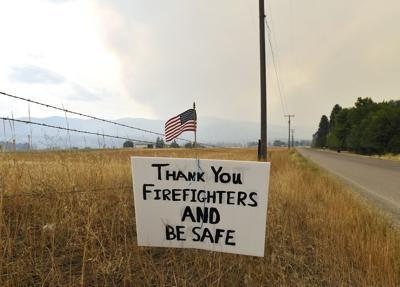 Sheep Gap fire file