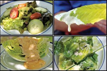 DIY DRESSINGS - Homemade salad coatings control ingedients, cost