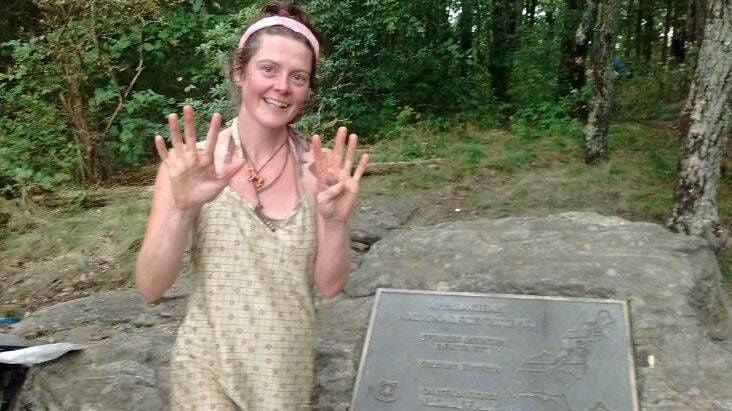 Seattles Heather Anderson breaks Appalachian Trail hiking