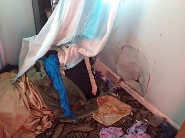 grenade burns sleeping girl as swat team raids billings
