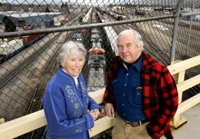 Jan and Harold Hoem