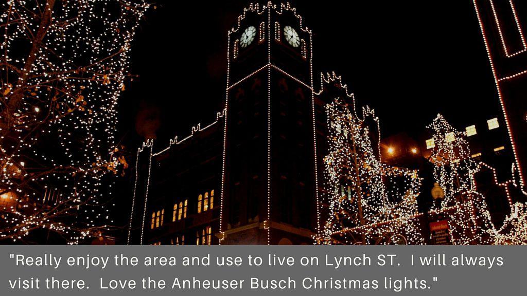 love the a b christmas lights one star missouliancom
