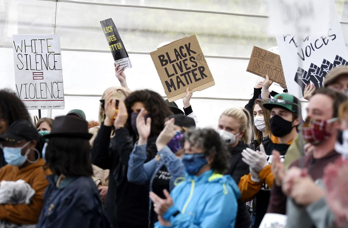 Black Lives Rally 2