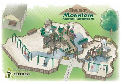 Bear Mountain Playground