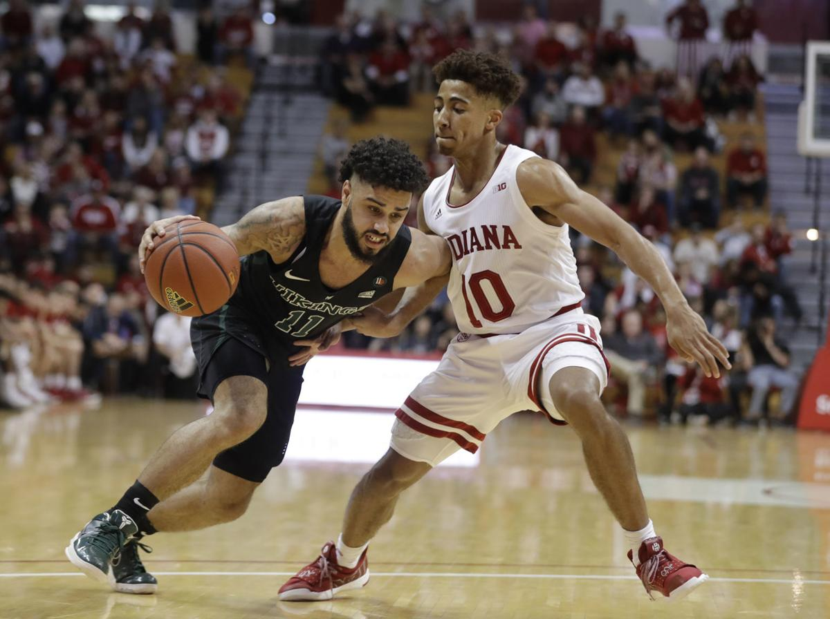 Portland St Indiana Basketball