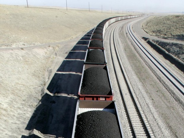 Coal Surging Exports