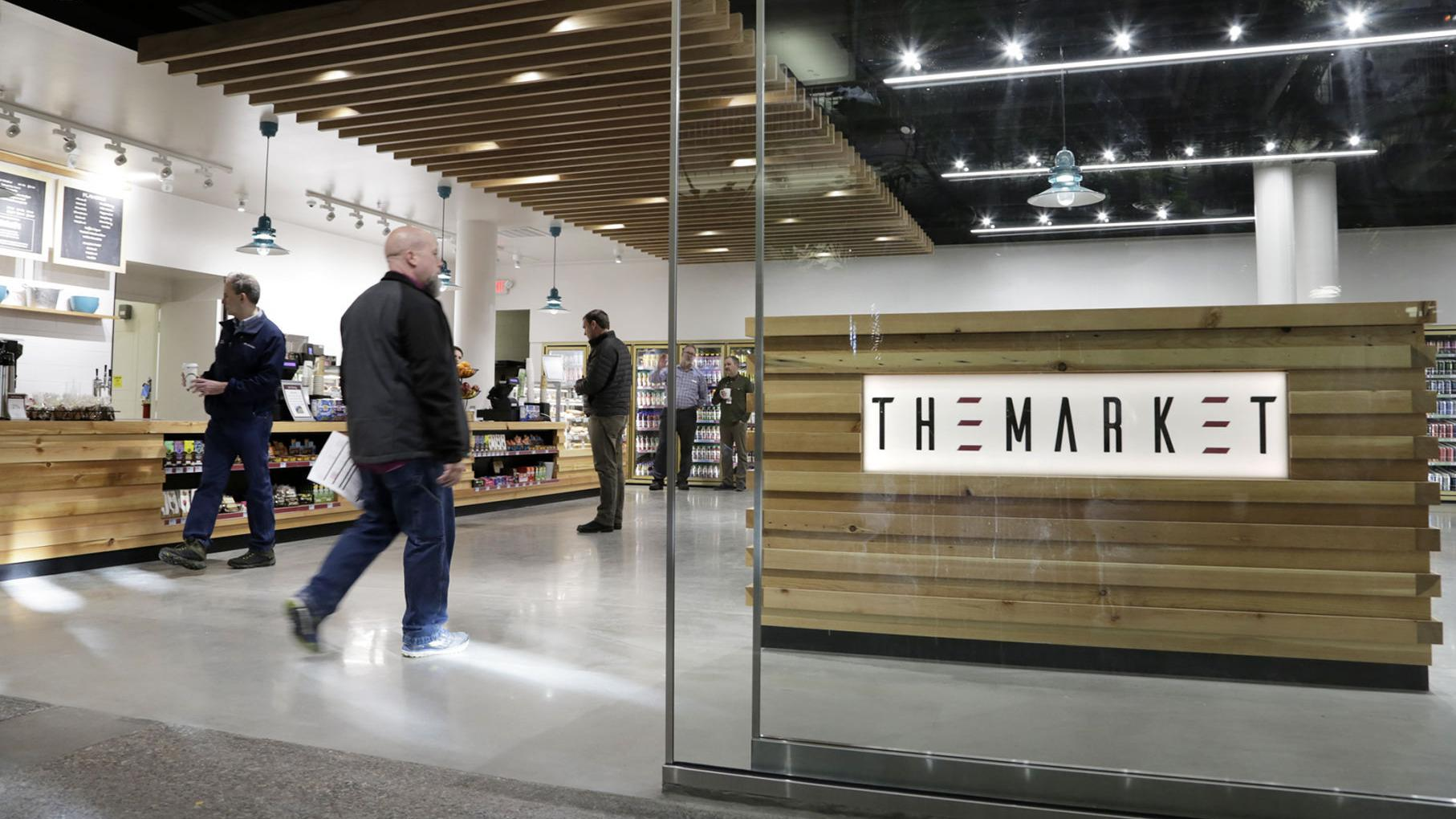 Newly renovated University Center Market reopens