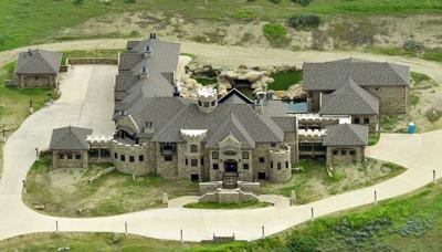 Mansion front