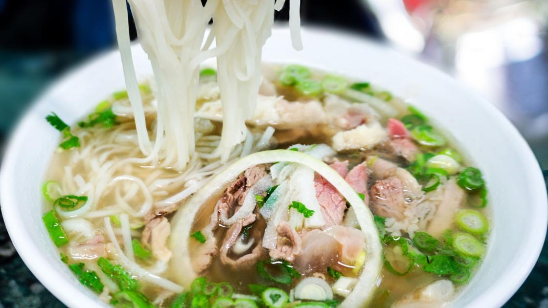Flash in the Pan: The pho, puns included