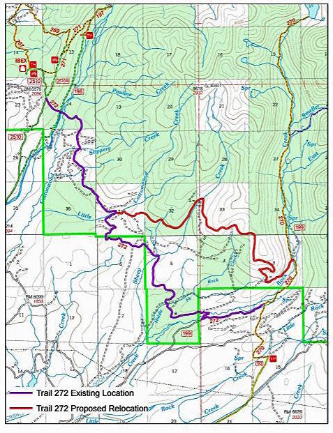 Cottonwood Lowline Trail