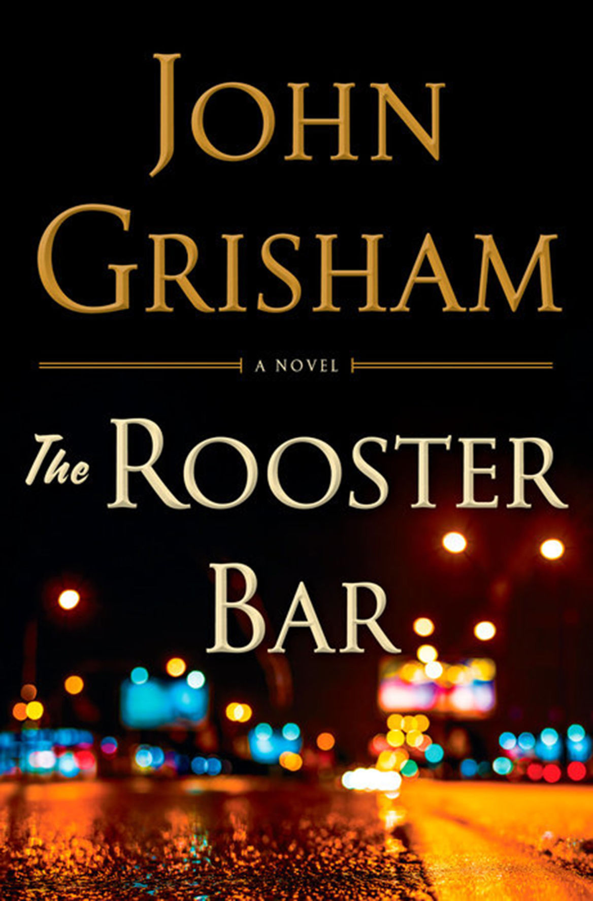BOOKS BOOK-ROOSTERBAR-REVIEW PG