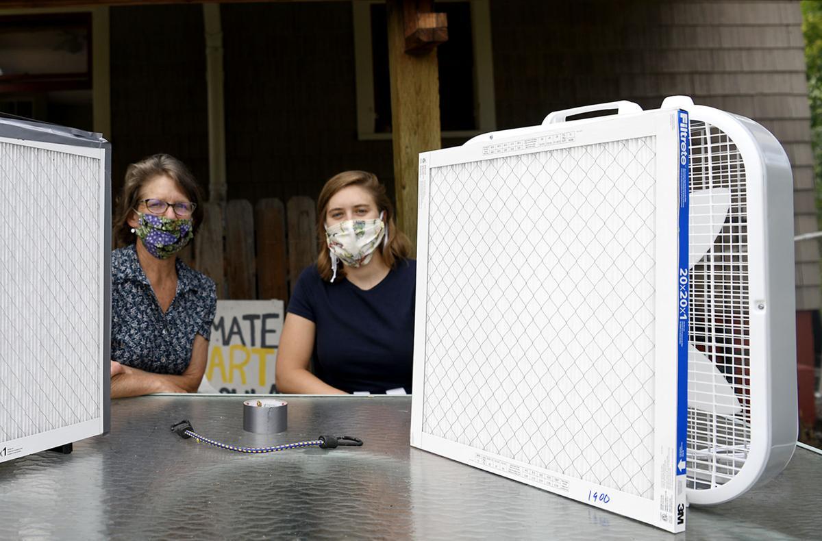 Air Filter Hack