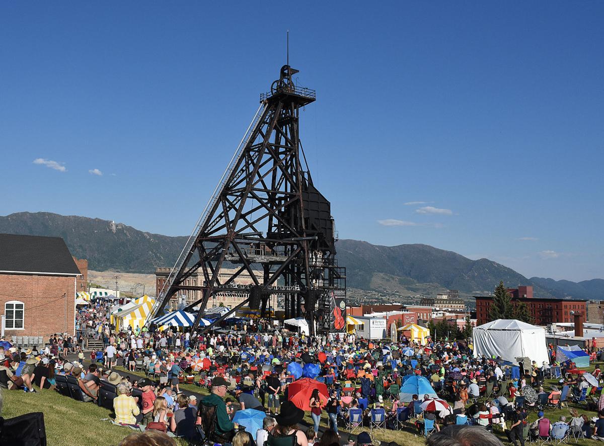 Montana Folk festival 2017