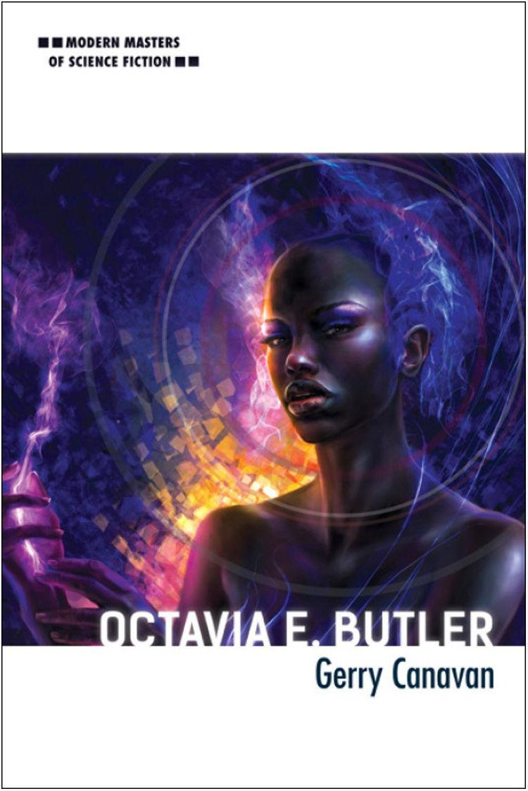 Octavia Butler bio book cover