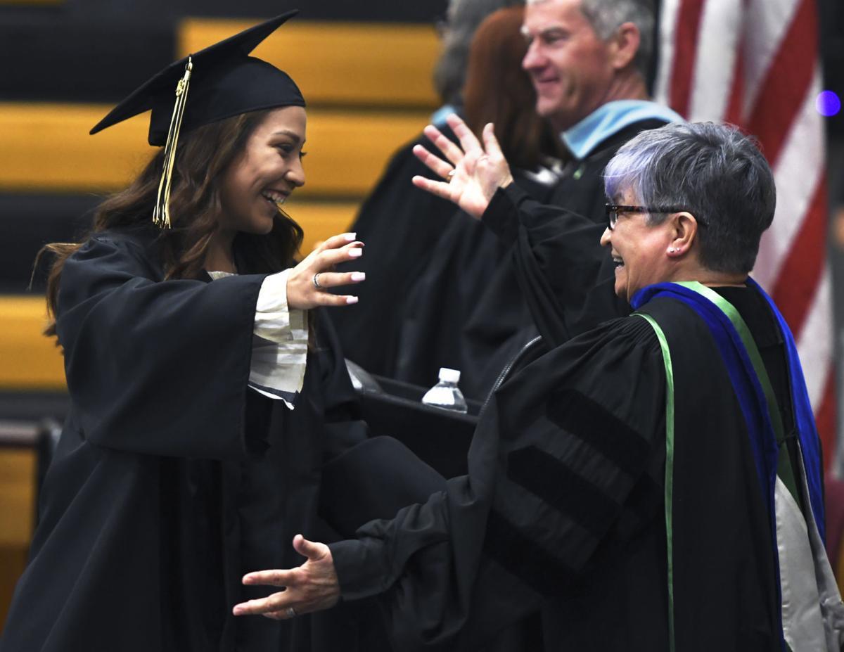 Seeley Swan High School Graduation Hug