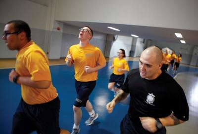 Navy program helps recruits get FIT to ship out | Health